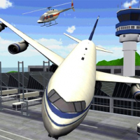 Airplane Parking Mania 3D Online