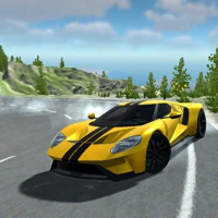American Supercar Test Driving 3D Online