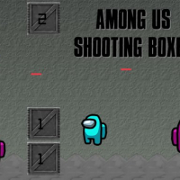 Among Us Shooting Boxes Online