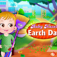 Baby Hazel Earth Day Online