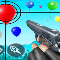 Ballon Shooter Game Online