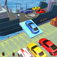 Car Transporter Ship Simulator Online