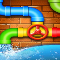 Connecting Pipes 3D Online