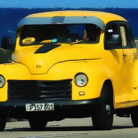 Cuban Taxi Vehicles Online
