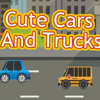 Cute Cars And Trucks Match 3 Online