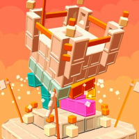 Demolish Castle Puzzle Online