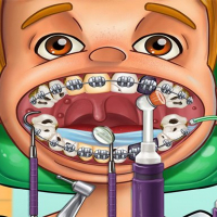 Dentist Games - ER Surgery Doctor Dental Hospital Online