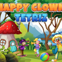 Happy Clown Tetriz Online