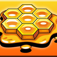 Honey Hexa Puzzle Online