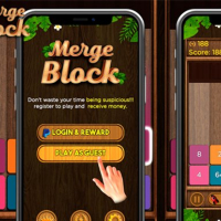 Merge Number Puzzle Online