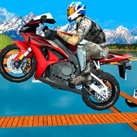 Motorbike Beach Fighter 3D Online