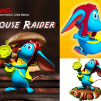 Mouse Raider Online