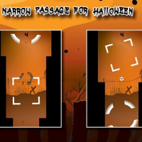 Narrow Passage For Halloween Online