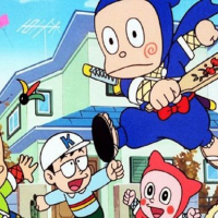 Ninja Hattori-kun Jigsaw Puzzle Collection