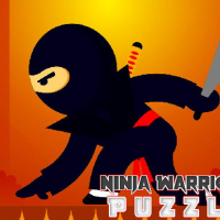 Ninja Warriors Puzzle Online