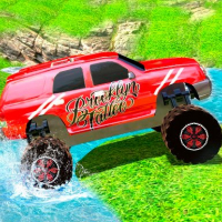 Offroad Grand Monster Truck Hill Drive Online