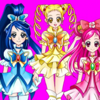Pretty Cure 3 Online