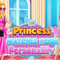 PRINCESS MATCHES YOUR PERSONALITY Online