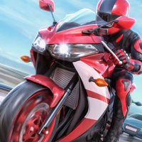 Rocket Bikes Highway Race Online