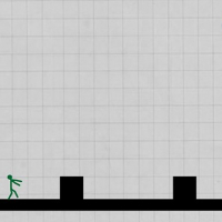 Stickman Run Online