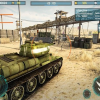 Tank Battle 3D : War of Tanks 2k20 Online