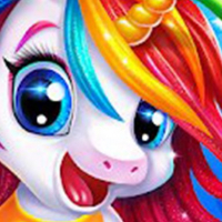 Unicorn Make up Girl Online
